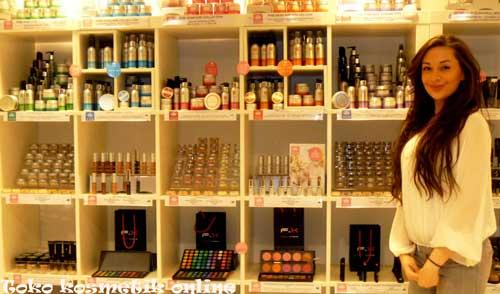 bisnis toko kosmetik online
